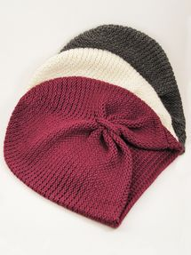 Turban Hat with Loop  48 www.boutiika.com Automne Hiver, Tricot, Chapeau 777e256c1c9