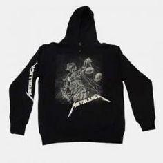 Metallica Justice Sleeve Hoodie