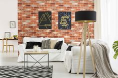 Trend Report - Bricks are BACK! Bid au revoir to render and get on board with the tactile trend dominating home design. March 2019 Look at these bricks that are a newish addition to the collection and you can see why! Brick Interior, Interior And Exterior, Brick Pavers, Urban Loft, Modern Lounge, Australian Homes, House Extensions, Facade House, Industrial Chic