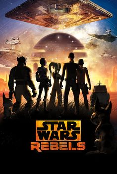 The end begins when Star Wars Rebels returns for its final episodes Monday, February 19 at 9pm EDT on Disney XD. Check out the mid-season 4 trailer HERE.