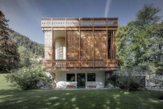 #homify #Architektur #Design #Holz #Fassade #Tradition #Modern #Ruhe