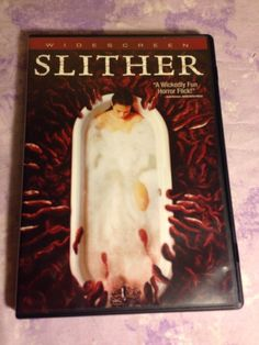 Slither (DVD, 2006, Anamorphic Widescreen)