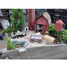 A Whole Farm In A Weelbarrow: #fairyhouses