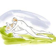 Salir de la rutina sexual que implica posiciones aburridas y bien conocidas, no es fácil, sobre todo si no hay mucha imaginación y la ...