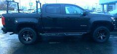 2016 Chevrolet Colorado 3.5 inch lift