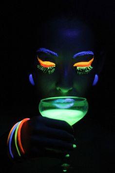 Uv drink and game by Mauricio Benitez, via 500px