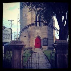 Skinny church. #nashville