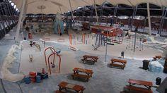 De Scheg is meer dan een gewone ijsbaan waar je kan schaatsen. Kinderen vermaken zich ook uitstekend in de Speelpool. Bekijk het filmpje en win kaartjes.