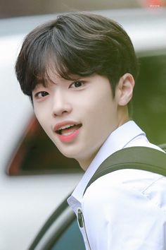 """As sweet as you,"" -Lee Eunsang Pretty Boys, Cute Boys, Dsp Media, Boy Pictures, Kpop, Go Outside, Boys Who, My Sunshine, Pop Group"