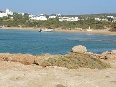 paros santa maria beach
