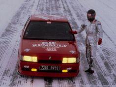 CA Renault 21 Turbo-1989 - 1993