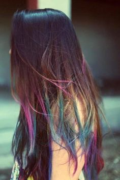 hair oil slick - Google Search
