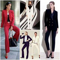 Hosenanzug Damen Modern - die aktuellsten Trends für 2015!