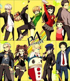 Persona 4!!!! <3