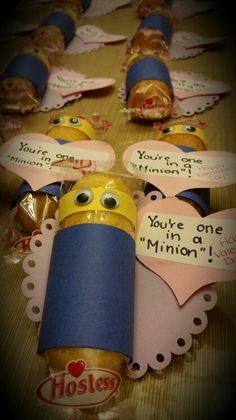 """Thanks a """"MINION""""!"""