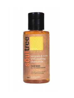 Turmeric & Indian Rose Face Wash