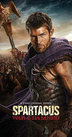 Created by Steven S. DeKnight.  With Andy Whitfield, Lucy Lawless, Manu Bennett, Daniel Feuerriegel. Watch the story of history's greatest gladiator unfold with graphic violence and the passions of the women that love them. This is Spartacus.
