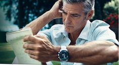 15 Things That Emotionally Strong People Don't Do (I have NO idea why they used a picture of George Clooney) Richard Mille, George Clooney, This Is Your Life, Life Is Good, Mantra, Programa Apollo, Affirmations, Mental Strength, Emotional Strength