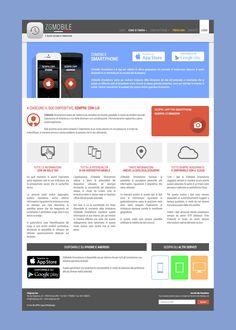 ZGMobile #website #web #webdesign #layout #webdevelopment #responsive #html #seo #zeitgroup #mrapps