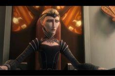 Clone wars Star Wars Love, Star Wars Baby, Satine And Obi Wan, Duchess Satine, Satine Kryze, First Jedi, Amidala Star Wars, Star Wars Personajes, Star Wars Clone Wars