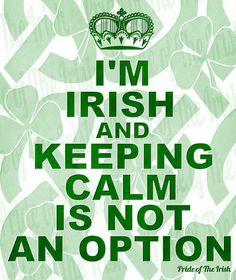 Irish Keep Calm – Image Library