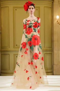 Yulia Yanina Spring/Summer 2014 Couture.