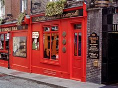 Temple Bar Ireland