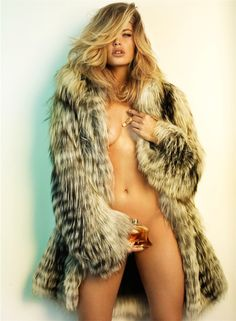Publication: Allure Magazine October 2008 Model: Doutzen Kroes Photographer: Mario Testino