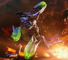 Immagine di http://img1.wikia.nocookie.net/__cb20130513140152/monsterhunterespanol/es/images/9/9f/539px-Boom_Brachydios.png.