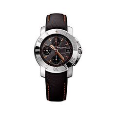 25624bd9aaf Baume   Mercier Capeland Chronograph Automatic    65405    Pre-Owned  Relógios De