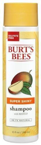 Burt's Bees Super Shiny Shampoo Mango Scent 10 Ounces