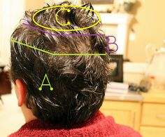 Katie.J.Gibson: Frugal Home Series Part 6: How to Cut Men's Hair