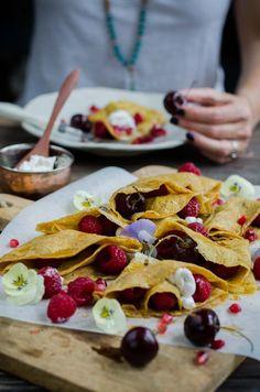 Golden Pancakes – Eighty 20 Nutrition