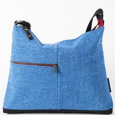 HOBO MESSENGER BLUE