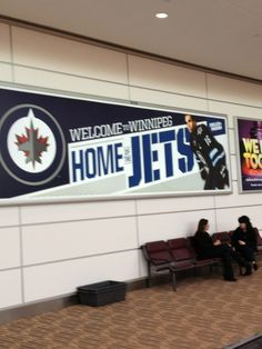 Winnipeg International Airport (YWG) in Winnipeg, MB