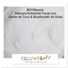 Les aseguro que es genial !! 👍👍👍👍Nueva Publicación en el Blog! #DIY: Mascara exfoliante facial con #aceitedecoco y #bicarbonatodesodio #makeup #makeupblog #maquillaje #makeupblogger #makeupquote #makeuplook #beauty #beautyblog #style #fashion #fashionblog #styleblog #styleblogger #lifestyle #healthyfood #vegan #healthylife #blogvegano #veganblog #blogveganoargentino #veganproducts #vegano #diybeauty #diybeautyproducts #diyproductsdebelleza #productosdebellezaveganos #veganbeautyproducts