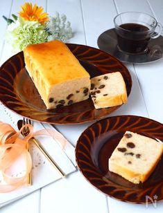 Sweets Cake, Cornbread, Cheese, Cooking, Ethnic Recipes, Desserts, Japan, Foods, Millet Bread