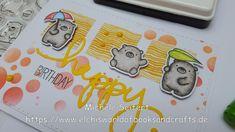 MFT - Bitty Bears | Card made by Elchi's World of Books & Crafts  https://www.elchisworldofbooksandcrafts.de/sonnige-geburtstagsgruesse-bitty-bears/