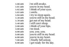 Long Distance Relationship sleep schedule. Yes! Doesn't last so long for me though.