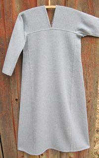 f3_1737_flicvk_klanning_s wool gown - girls - eurastyle