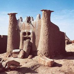 The Dogon Tribe And Their Alien Gods From Sirius