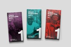 Choco Project One — The Dieline - Branding & Packaging Design