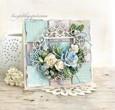 Klaudia/Kszp: Kartki patchworkowe