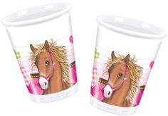 Pinkit Hevoset- muki