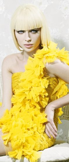 Mellow Yellow | House of Beccaria~