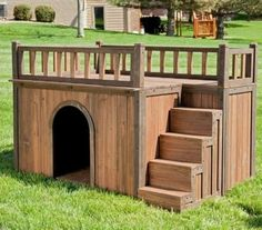 ideas about Dog House Blueprints on Pinterest   Insulated    lowes dog house design