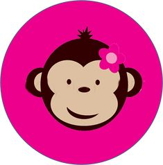Monkeys Free Printable Mini Kit.