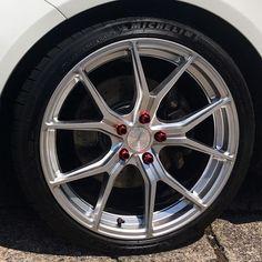 Barracuda Racing Bolts by Aerotechnik Fahrzeugteile AG  #barracudaracingbolts #barracudaracingnuts #racingbolts #racingnuts #bunteradschrauben #red #felgenporn #schrauben #style #wheels #farbigeschrauben #rot #barracudaschrauben #tuning #cartuning #tuningisnotacrime #tuningworld #tuninglove #wheelsporn #swissmade #barracudaracing #innovation #rennsport #nuzz #autotuning #designinspiration #lugnuzz Innovation, Wheels, Racing, Car, Design, Style, Auto Racing, Vehicles, Running