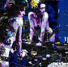 Derek Gores collage.