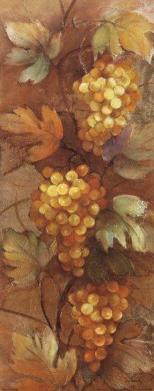 Autumn Grapes I by Albena Hristova art print